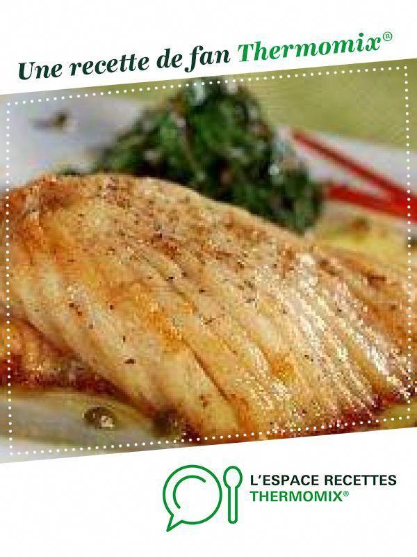 Ailes De Raie Sauce Beurre Aux Capres Par Cilou Des Hauts De