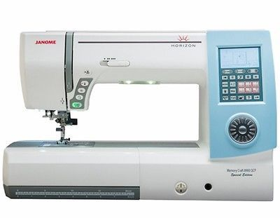 Рriсе - $3,199.00. Janome 8900QCPLE Limited Edition Sewing And Quilting Machine + BONUS KIT NEW ( Brand - Janome/New Home, Model - 8900QCPLE, MPN - 8900QCPLE, Type - Computerized, Electronic Sewing, UPC - Does not apply    )