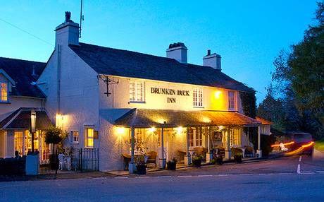 Drunken Duck Inn one of my favorite Lake District Pubs