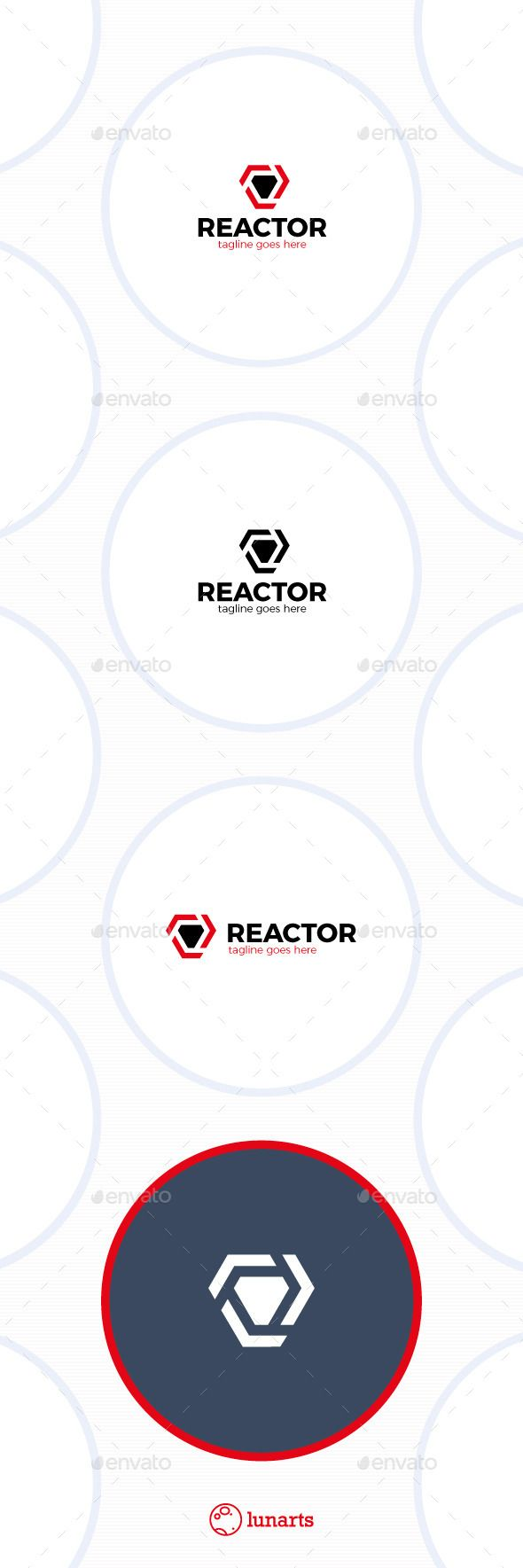 Trinity Arrow Reactor  Logo Design Template Vector #logotype Download it here: http://graphicriver.net/item/trinity-arrow-reactor-logo/11891476?s_rank=685?ref=nexion