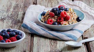 Sweet potato granola | Granola recipes | SBS Food
