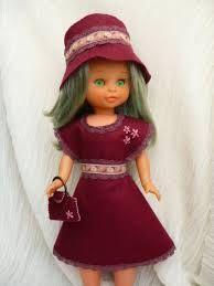 Resultado de imagen de vestidos muñeca nancy patrones