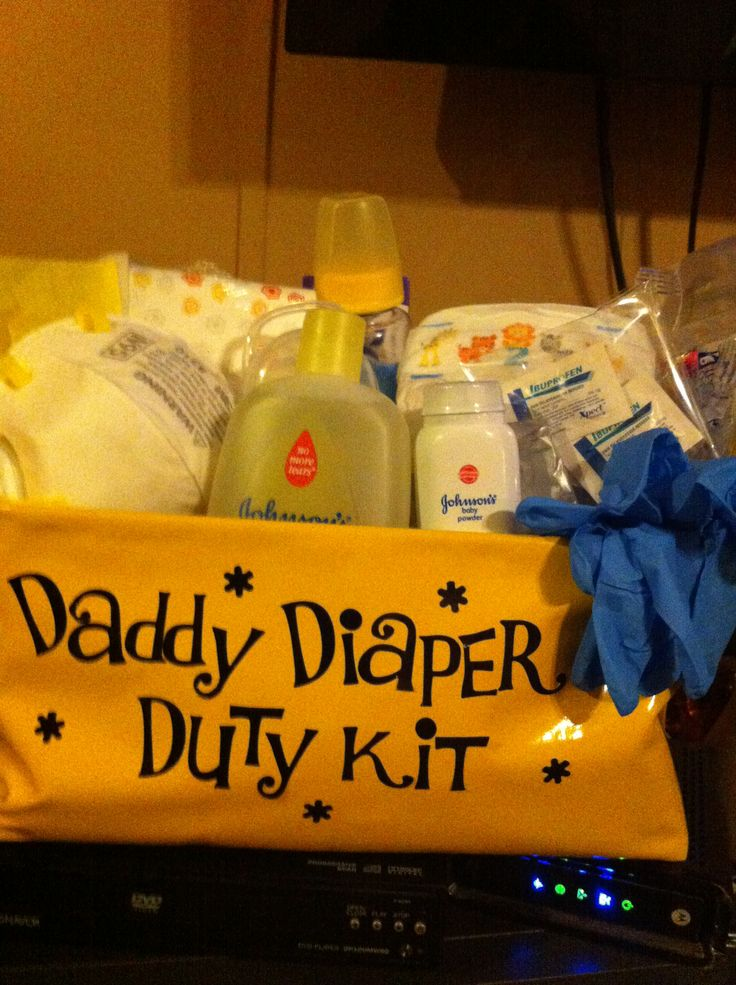 Best 25 Daddy Diaper Kit Ideas On Pinterest Gifts For