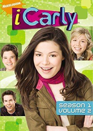 Miranda Cosgrove & Jerry Trainor & Adam Weissman & David Kendall-iCarly: Season 1, Vol. 2