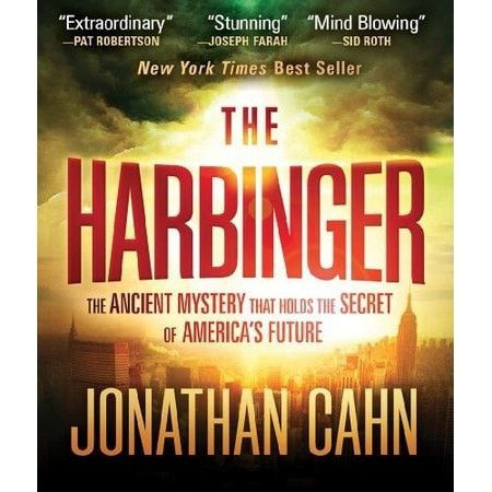 The Harbinger: The Ancient Mystery That Holds the Secret of America's Future, Audiobook CD, Unabridged