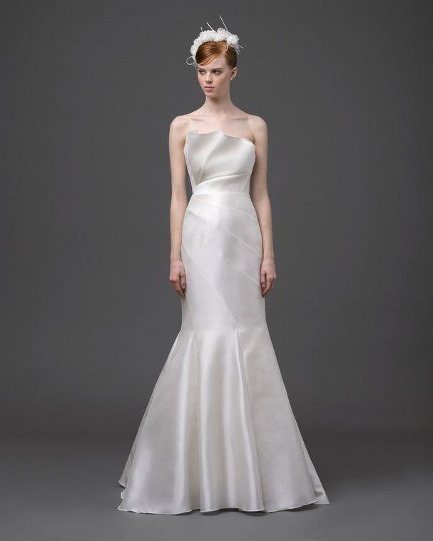 Alberta Ferretti : 17 robes de mariées pour sa collection mariage 2015 | Glamour