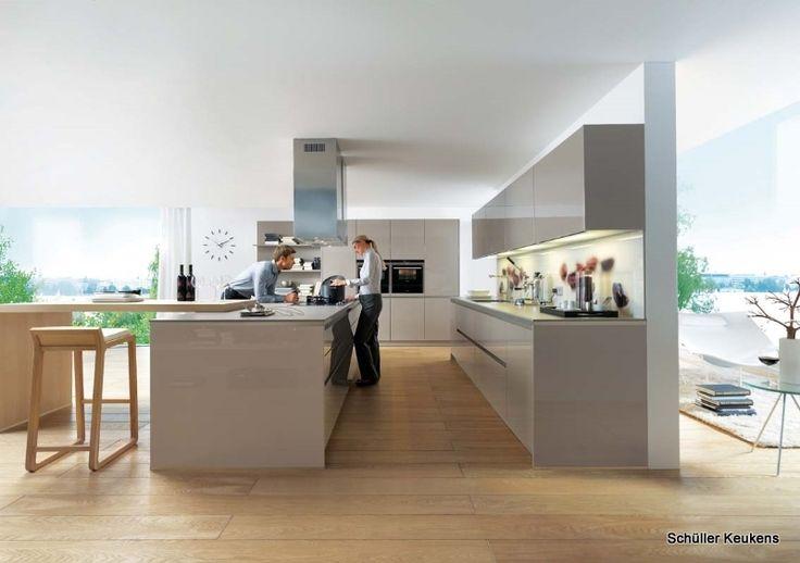 Schüller keuken bij Van Wanrooij keuken- en badkamerspecialisten