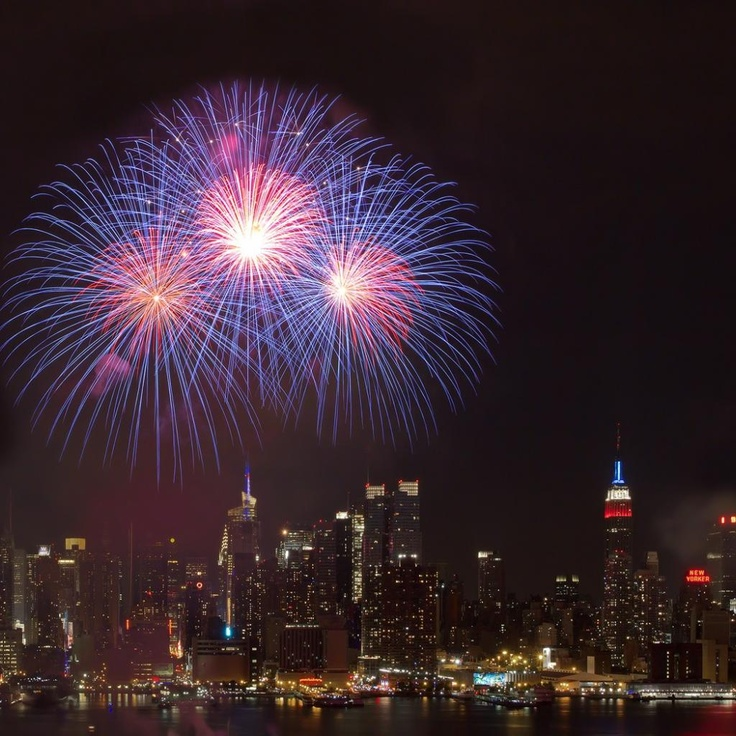 4th july fireworks nyc 2012 youtube