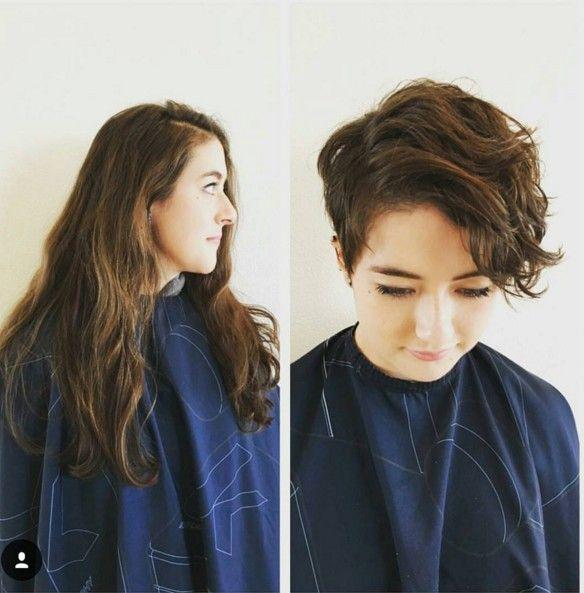 16 Fabelhafte kurze Frisuren für Mädchen und Frauen jeden Alters