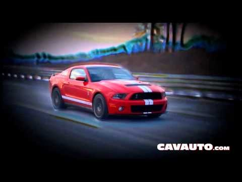 Ford Mustang Shelby GT500 - Promo
