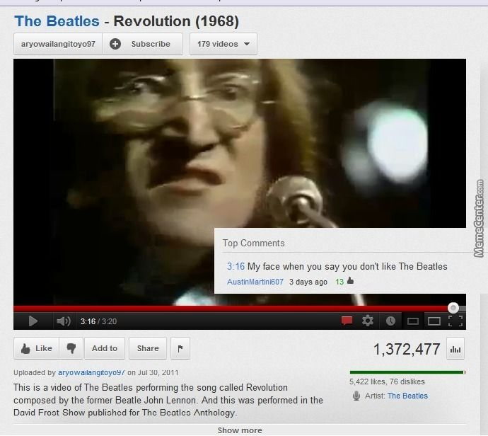funny beatles memes - Google Search