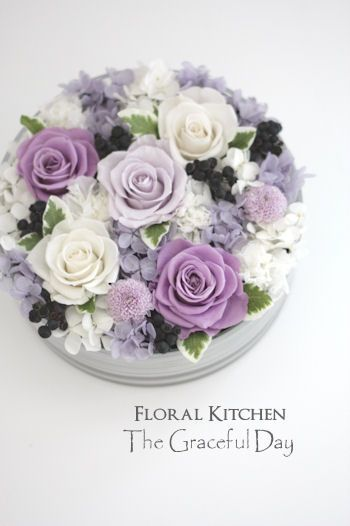 Preserved Flower byFLORAL KITCHEN