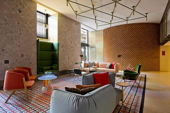 Lovely Market - Boutique hotel Milan - Room Mate Hotel