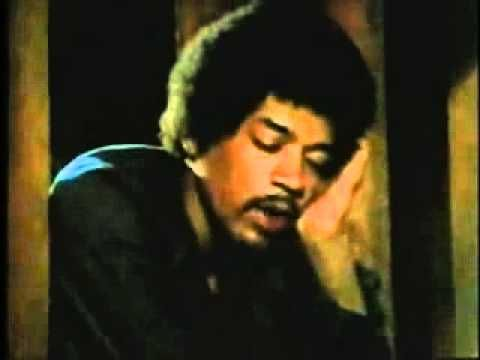 Jimi Hendrix Interview [Rainbow Bridge]