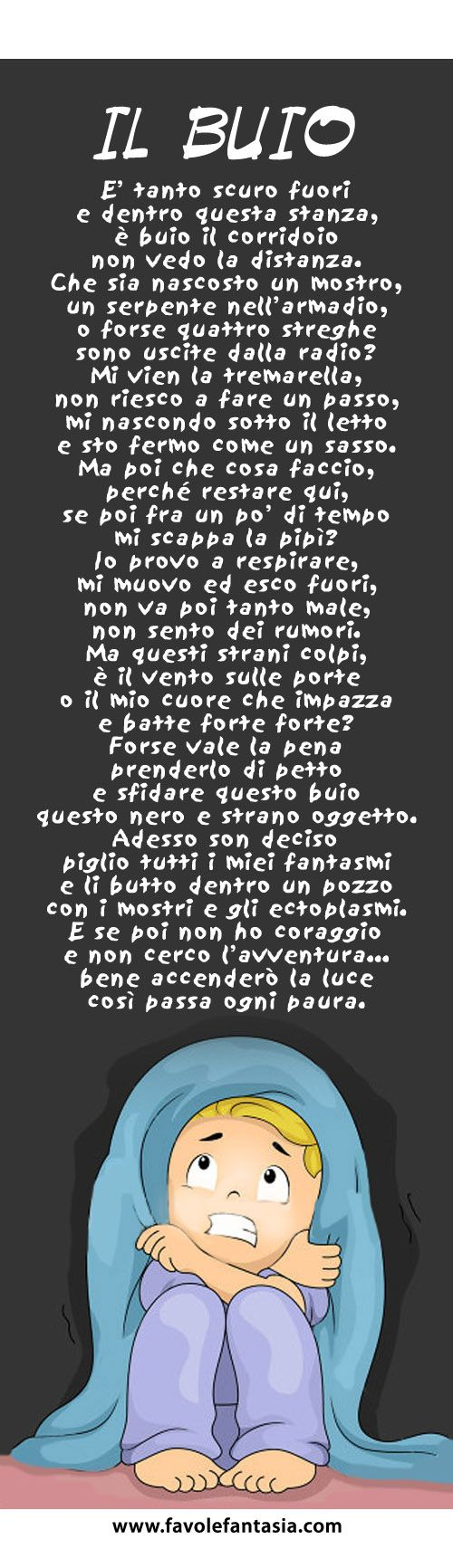 Il Buio_filastrocca