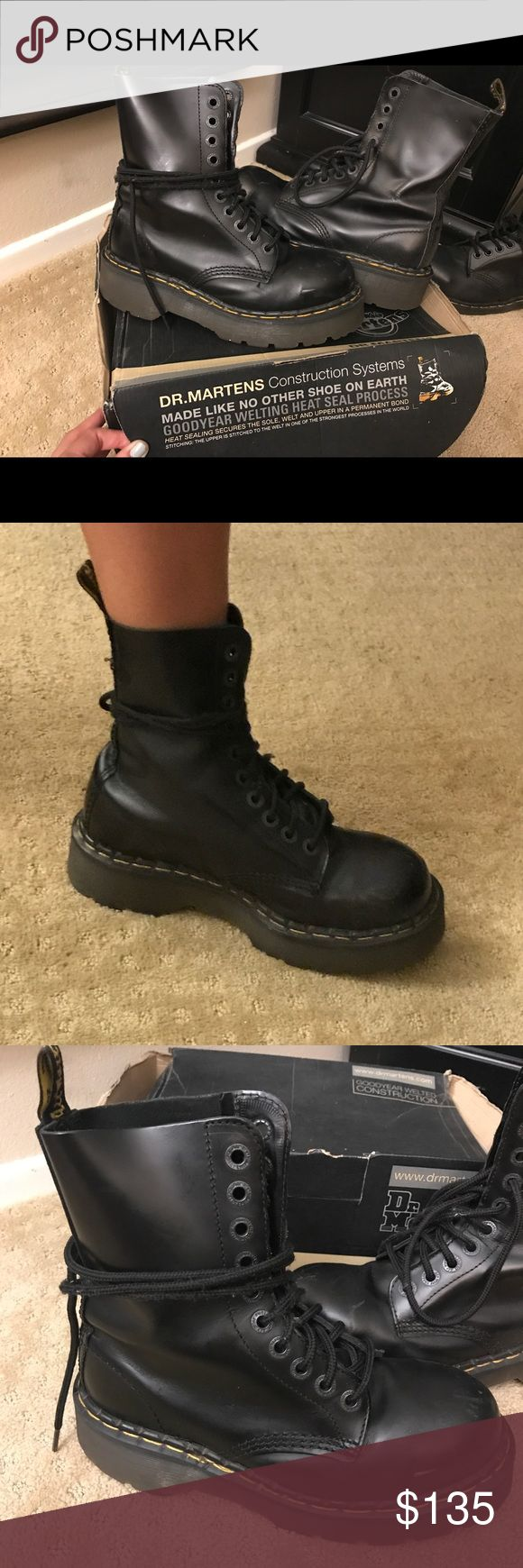 Dr. Martens 1919 BOOT IS 10-EYE, STEEL TOE BOOT 1919 BOOT IS 10-EYE, FASHION STEEL TOE BOOT. Dr. Martens Shoes Combat & Moto Boots
