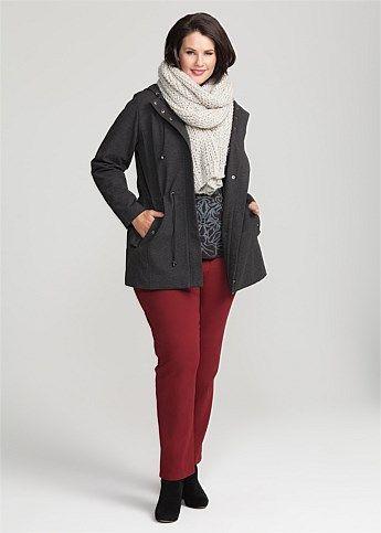 #Virtu Regina Jacket #plussize #curvy