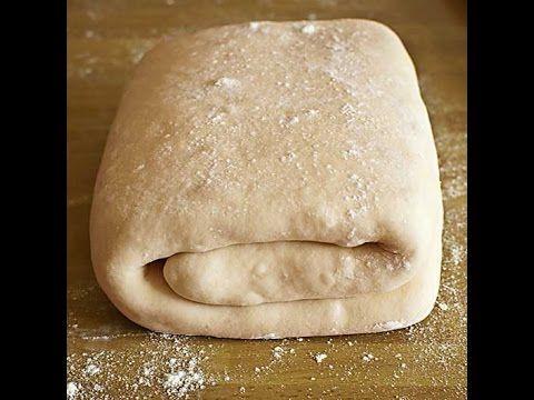 Panaderia, Masa danes, Receta # 88, como hacer pan casero - YouTube