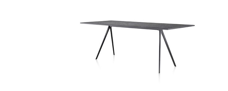 Baguette Conference Table Herman Miller By Ronan And