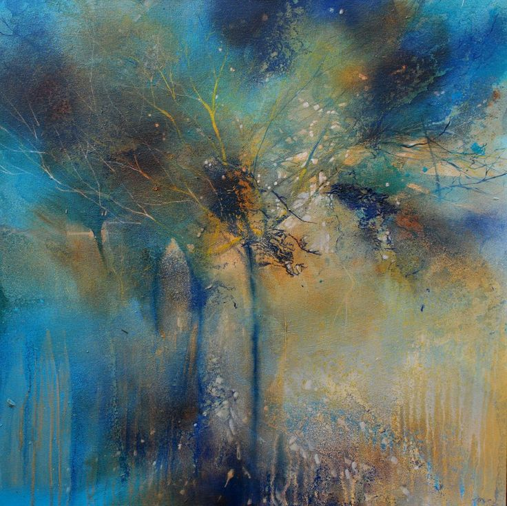 Lorna Holdcroft painting