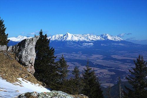 Slovakia Vysoké Tatry - High Tatras