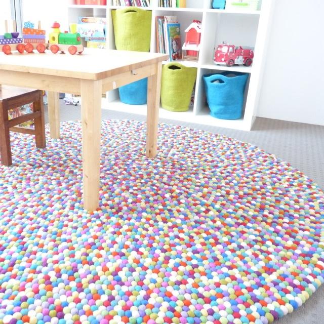 Ikea Rug Felt: 179 Best Zoey's Rainbow Room Images On Pinterest