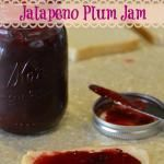 Jalapeno Plum Jam Recipe and Canning without Pectin