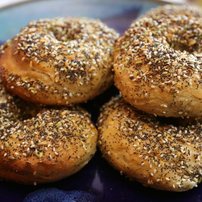 Making homemade bagels takes a little bit of patience, but is so worth it when your kitchen smells like heaven—and you get to taste them.