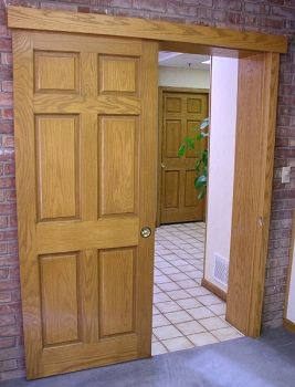 25 best pocket door frame trending ideas on pinterest closed kitchen craftsman toilets and building a pantry