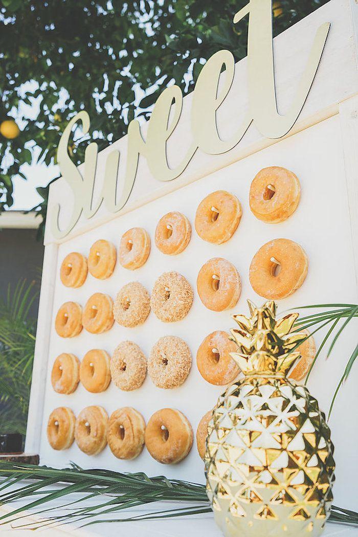 68 besten party deko donuts bilder auf pinterest for Geburtstagsfeier deko