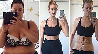 20 photos Avant/après de personnes qui ont réussi un gros régime !