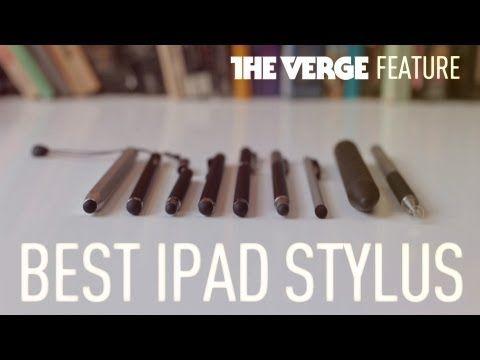 Maglus stylus for iPad