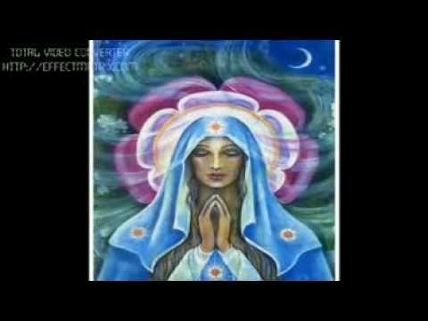 """Homenagem à Mãe Divina - música """"Recado da Mãe Divina"""" de Chandra Lacombe"""