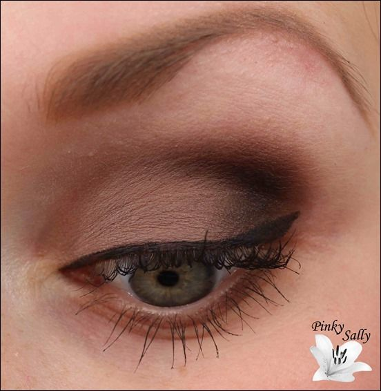 EOTD #1 Paula's Choice The Nude Mattes Eyeshadow Palette