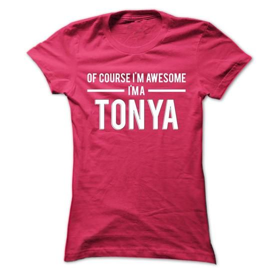 Team Tonya - Limited Edition - #unique gift #gift sorprise. BUY NOW => https://www.sunfrog.com/Names/Team-Tonya--Limited-Edition-tfmrmmsxxp-Ladies.html?60505