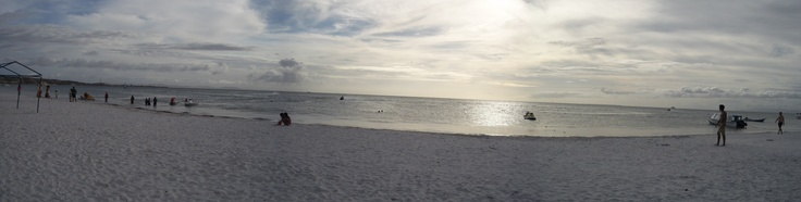 Playa La Punta - Isla de Coche, Venezuela