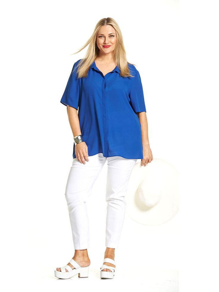 Blue Lagoon Shirt