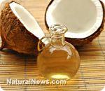Healing coconut oil