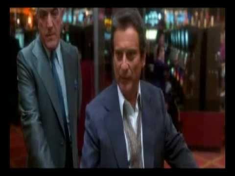 Casino Blackjack Scene