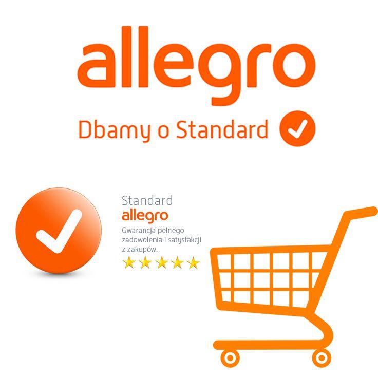 Kolejne zmiany na Allegro. Tym razem dotyczą one Standardu Allegro.  Otóż Ci którzy zakwalifikują się do Standardu Allegro w kwietniu i/lub maju 2017 roku muszą wiedzieć, że przy kolejnych kwalifikacjach nie będą uwzględniane ich oceny sprzedaży. Pozostałe warunki uczestnictwa w Standardzie Allegro będą jednak nadal obowiązywać.  792 817 241 biuro@e-prom.com.pl http://e-prom.com.pl  #obsługaallegro #zmianynaallegro #allegro #standardallegro #sprzedażnaallegro #aukcje