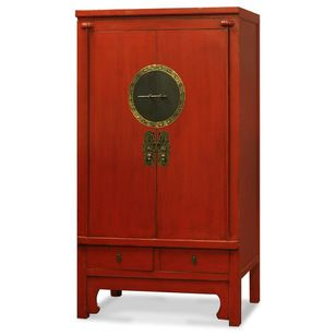 Asian Armoires And Wardrobes by China Furniture and Arts