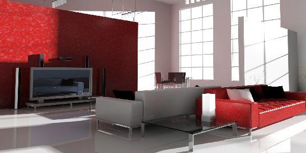 Modern Home Interior Wall Paint