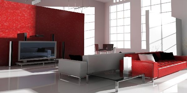 Modern Home Interior Wall Paint