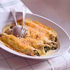Pannenkoeken met kaas en spinazie - recept - okoko recepten