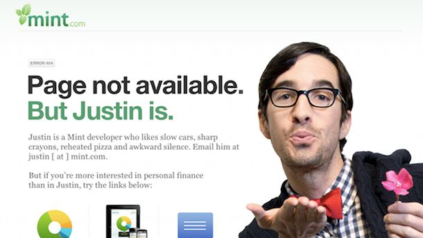 Awesome 404 Page