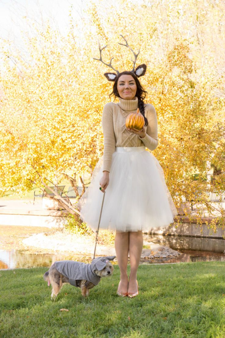 woodland deer costume