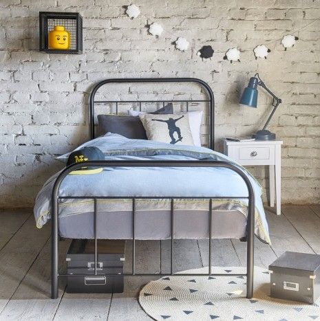 25+ Best Ideas About Jugendbett On Pinterest | Jugend Zimmer ... Jugendzimmer Im New York Stil