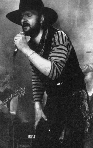Rawa Blues 1992...i nowy kapelusz