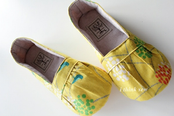 I think sew: Olivia women shoes