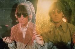 Paul McCartney and George Harrison